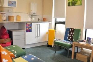 Cash - North Warwickshire College - Health Services Room