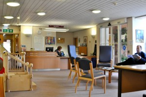Southam - Waiting Room