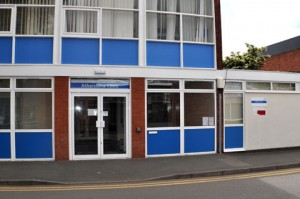 Atherstone Clinic - Outside