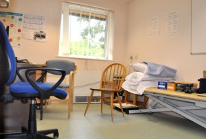 Southam - Clinic Room